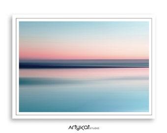 Sea Print, Ocean Print, Water Print, Ocean Wall Art, Ocean Printable,Beach Photography, Still Water Print,Coastal Printable,Coastal Wall Art