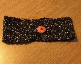 Handmade, crocheted, earwarmer, headband, Womens