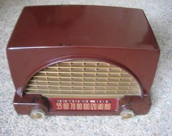 Philco 50-526 radio