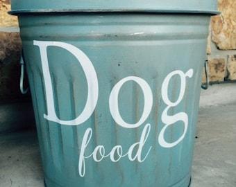 Dog Food Storage Bin 20 GALLON