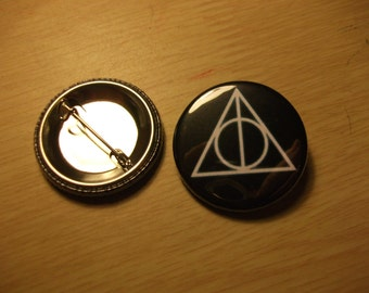 Badge Deathly Hallows