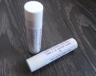 Spearmint Lip Balm 5ml