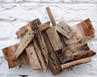 Reclaimed wood art, Wood art sculpture, Reclaimed wood wall art, Abstract wood wall art, Wall art sculpture, Rustic wall art, Barnwood art.