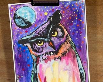 The Night Owl (5 of 5)
