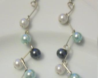 Tri-pearl trickle