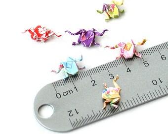 Tiny Origami Frog