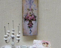 Panel decorative