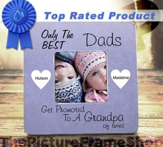 Grandpa Of Twins Grandma Of Twins Pregnancy Only The Best Dads