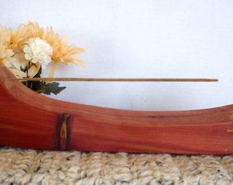 Cedar Incense Burner, Handcrafted