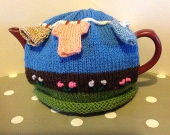 Washing line- Tea Cosy.