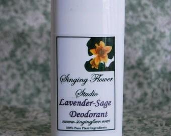 Lavender-Sage Deodorant