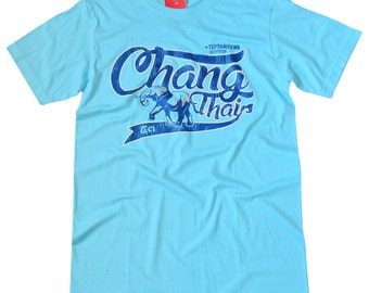 TepThaiTewa : Chang Thai (Elephant) Men's T-Shirt