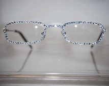 2.00 Swarovski Crystal Reading Glasses (Crystal) FREE SHIPPING