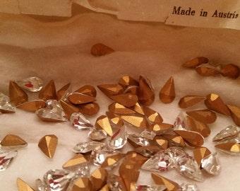 Austrian Crystals  1980s