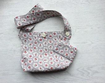 Bag/Shoulder Bag/Purse/floral shoulder bag/girls bag