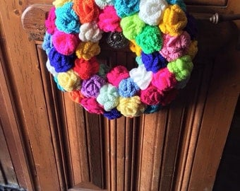 Rose wreath - wedding / any occasion