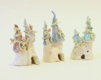 Princess Fairy Houses
