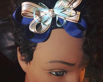 Hair Bow on Clip