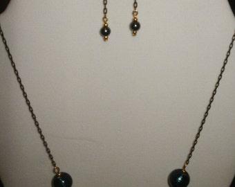 Elegant Evening Necklace