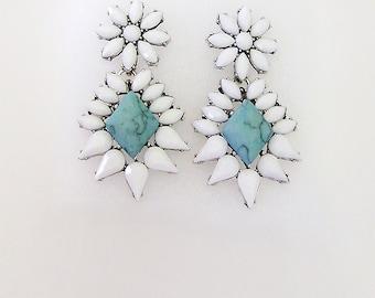 OPHELIA Boho Drop Earrings