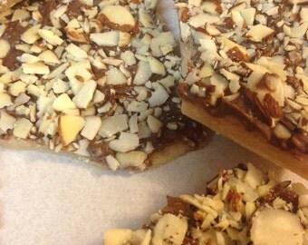 Almond English Toffee