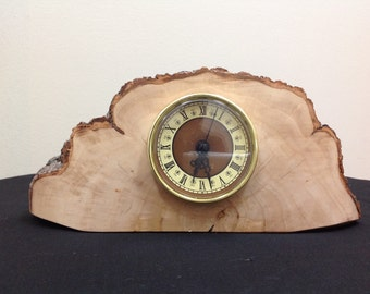 H15019 fireplace clock