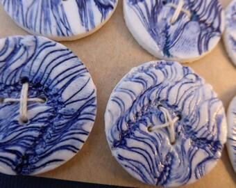 Porcelain Buttons