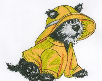 SCOTTIE DOG MACINTOSH - Machine Embroidery Design