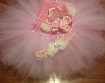 tutu with crochet top