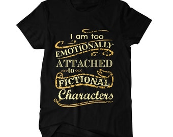 Black Men's Fictional Characters T-Shirt S M L XL XXL