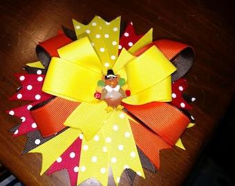 Thanksgiving Bow
