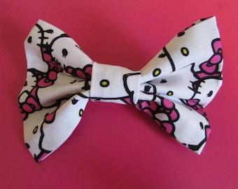 Hello Kitty Hair Bow!