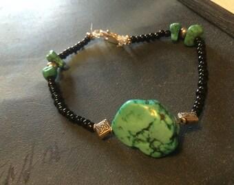 Beautiful blue Stone bracelet
