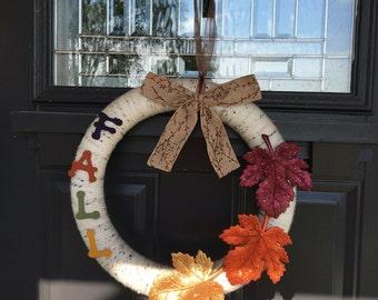 Fall Wreath (14 inch)