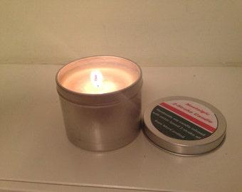 2-stroke nostalgic candle
