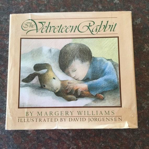 Children S Book Covers For Sale : Vintage children s book velveteen rabbit