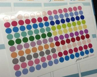 Multi Colored Dots