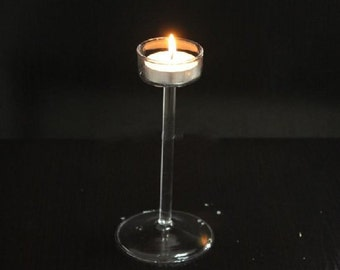 Crystal Tea Light Candle Holder (Set of 2)
