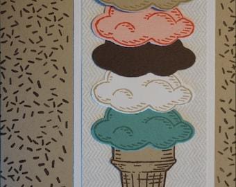 Ice Cream Stack