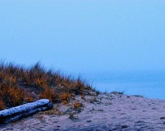 Foggy Beach - 5 x 7 print