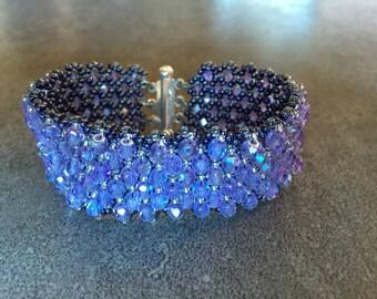 caprice bracelet purple