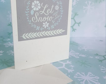 Christmas Cards - 8 Pack - Assorted B