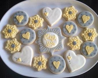 Thank You Cookies (1 dozen)