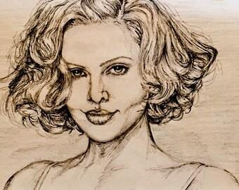 Custom Sketched Portrait