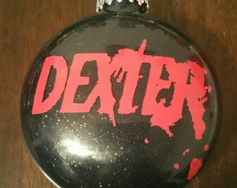 Dexter Ornament