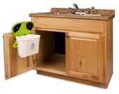 Kitchen Compost Caddy Under Sink Compost System
