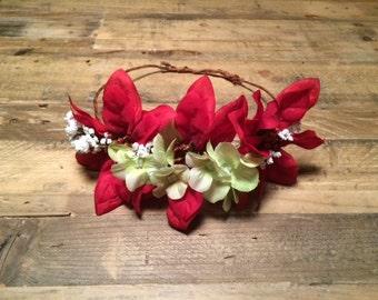 Winter Flower Crown 8