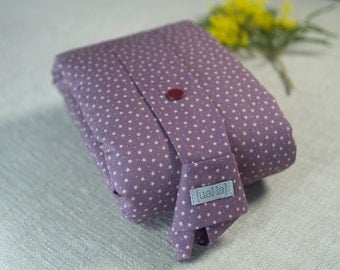 Cambiador bebé   Lilac & estrellas