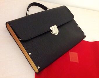 "Briefcase ""Men"" leather laptop bag ,macbook bag,leather briefcase Messenger bag satchel bag leather laptop bag"