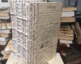 Ivory Script Books -set of 3